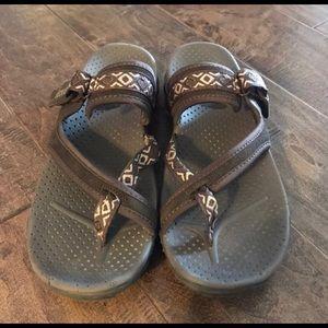 Skechers Reggae Trailway Sandal Size 9
